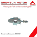 Tensor cadena de repuestos de motocicleta para FZ16