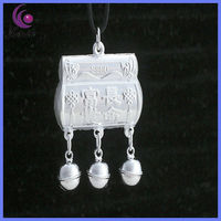 HOT! CHINESE CHARACTERISTIC DESIGN BABY CHAIN PENDANT BEST GIFTS FOR KIDS &Y00035D