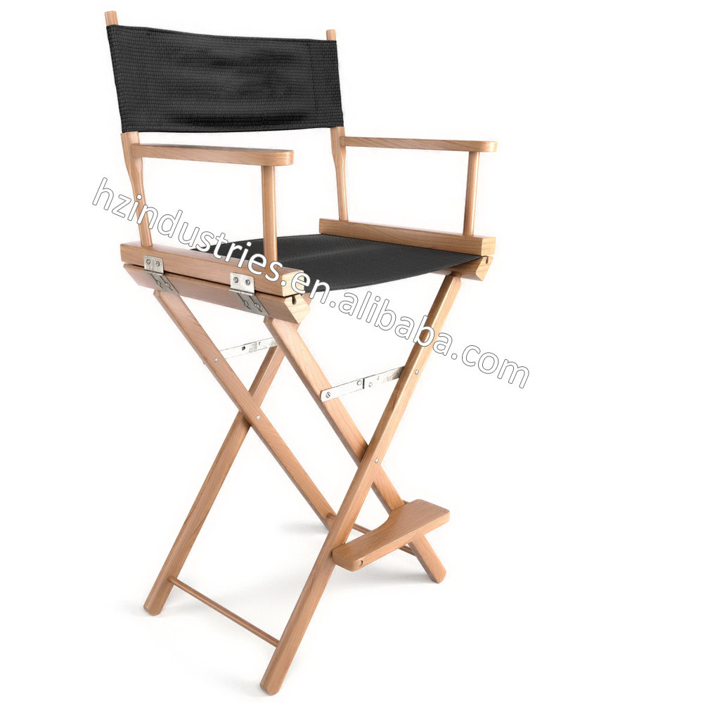 Portable Tall Folding Director Chair Manufacturer For Sale Buy Tall Folding