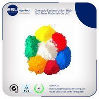 Exterior texture iron powder effect powder coating
