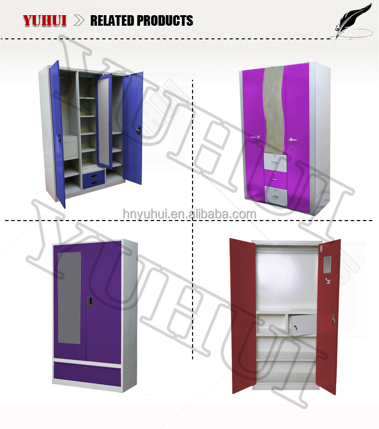 Modern Furniture Steel Godrej Cupboard Cheap Steel Almirah Popular Almirah Design Buy