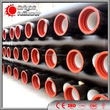 Bituminous varnish painting ISO2531 cast iron pipes