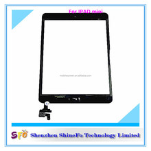 cheap and fine for ipad mini touch screen with home button