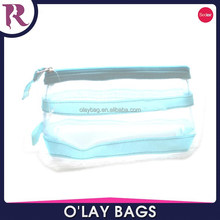 wholesale promotion mesh cosmetic pouch