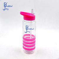 import bottled water, promotional 600ML hot sale plastic bpa free water bottle logo
