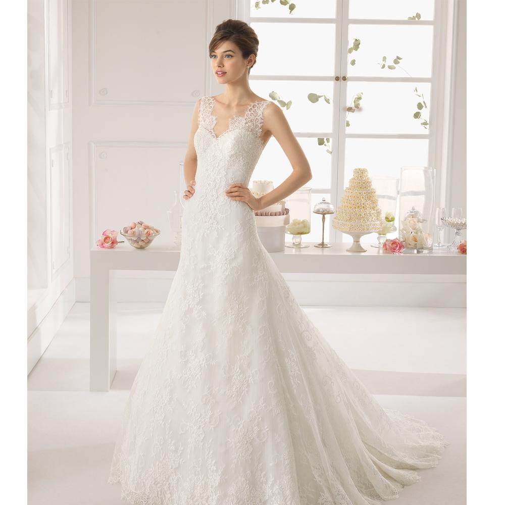 China alibaba latest designer lace low cut back wedding for Low cut back wedding dress