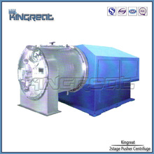 Industry use high yield dewatering type centrifugal salt refinery machine