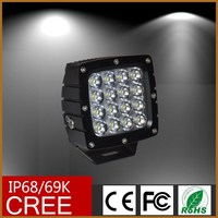 Off-road racing teams most popular easy mounting diffused light for 4x4 atv snow plow