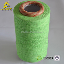 cotton poly blended color yarn price list