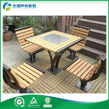 Outdoor Patio High Tea Table And Chairs Set