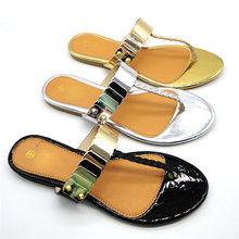 Hot popular latest design eva and rubber flip flops
