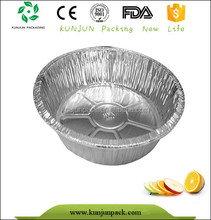 Y40035 China Round aluminium foil food packaging