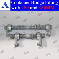 GL certified container lashing bridge fitting for sale