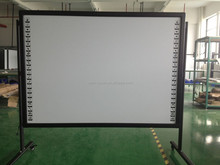 Office/School equipment infrared 10 touch no projector interactive whiteboard