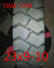 Wholesale cheap ARMOUR brand forklift solid tire 23x9-10