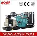 Aosif 400kw/500kva generador eléctrico, generador portátil conjunto con el motor diesel