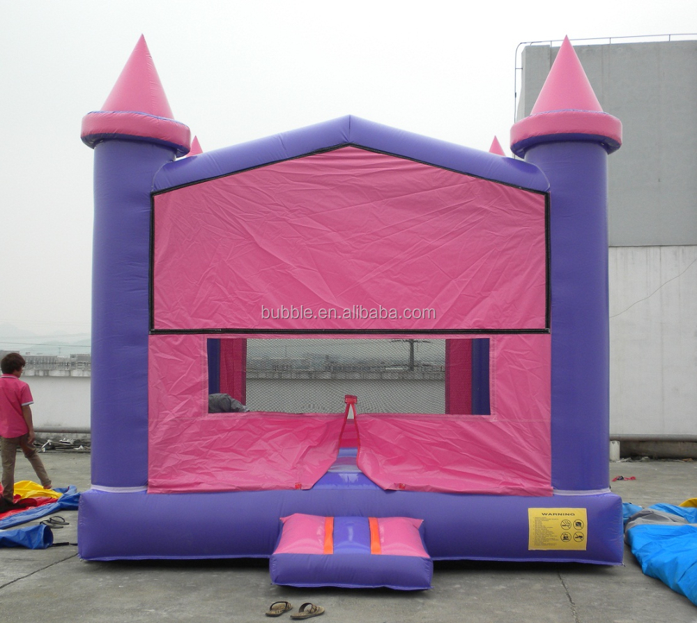 Inflatable Bouncy ComboBounce House Pvc Good Quality With