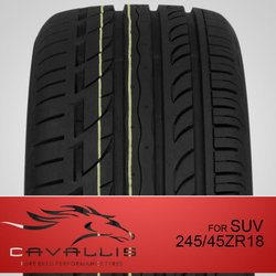 Cavallis Car Tyre
