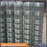 China manufacturer galvanized sheep wire mesh fence
