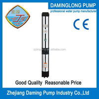 """hot selling!6"""" inch vertical multistage centrifugal deep well submersible electric water pump for ASIA"""