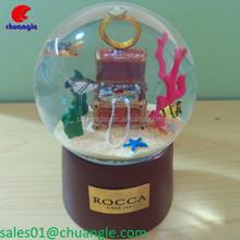 Custom 2015 Fashion Hot Sale Water Snow Ball