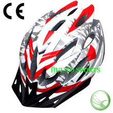 In-mold Bicycle Helmet , CE / CPSC standard, downhill adult helmets