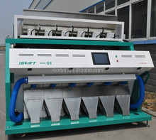 Huake Automatic Color Sorter Machine in Rice Mill