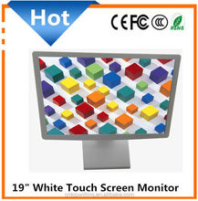 16:9 LED Monitor 19 inch Widescreen Computer/POS touch screen monitor