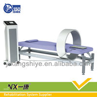 Medical pulsed magnetotherapy neurological equipment for osteoporosis therapeutic with soft music