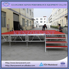 guangzhou outdoor removable stage
