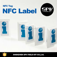 NFC RFID Sticker 13.56MHz HF NTAG213 ISO14443A