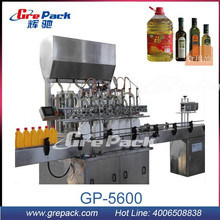 Bottom price olive oil/small sauce filling machine