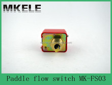 MK-FS03 anti-corrosive safe water pump flow switch,single phase air switch, liquid control switch for gas flow measurement