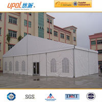Hot sale Aluminum outdoor clear span garden party wedding tent