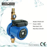 FPA Shower Water Pressure Booster Pumps