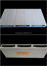 building construction with aluminum composite panel decorative ceiling panels