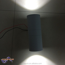 Outdoor IP65 up and down hotel wall lamp