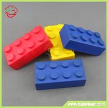 Blocks bulk shape stress ball