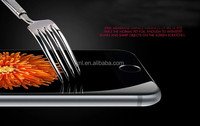 mobile phone screen protective film / Full cover 9H 2.5D round edge mobile phone Tempered Glass screen protector for iPhone 6