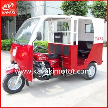 China Factory Direct Sales 6 Passengers 3 wheel electric scooter motorcycle auto rickshaw tricycle with radio flyer