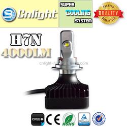 Original CNLIGHT ALL NEW design super cool H7 car led lighting