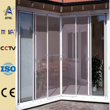 AFOL pvc sliding glass window and door profile