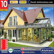 AS2208 Glass Triangle Aluminium Sun Room