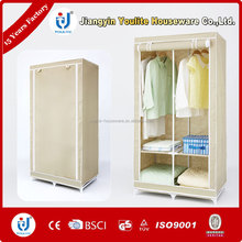 fast supplier high qulity metal wardrobe closet