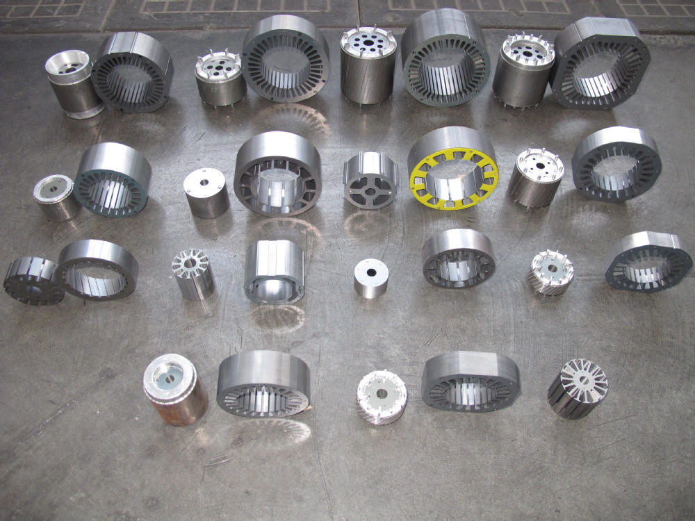 Silicon Steel Electric Power Tool Motor Iron Cores