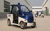 3 Person/Seat Chinese Super Mini Electric Patrol Car