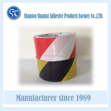 PVC caution adhesive tape for warning