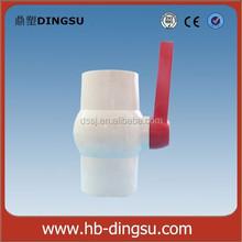 High Quality ASTM Pvc Ball Valve long handle ball valve