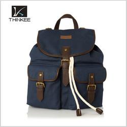 hot sale canvas tote bag,school cotton canvas bag,canvas drawstring backpack bag