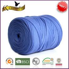Recycled polyester yarn wholesale china t shirt yarn